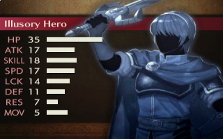 Marth als hulp unit in Fire Emblem Echoes Shadows of Valentia.
