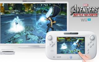 Acties zijn simpel uit te voeren met een druk op de Wii U GamePad.