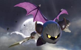 Meta Knight keert terug in Super Smash Bros. Ultimate.