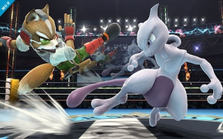 Mewtwo Nr 51 - Super Smash Bros series: Screenshot