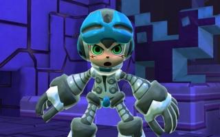 Mighty No. 9: Afbeelding met speelbare characters