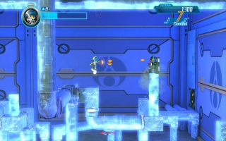 Mighty No 9: Screenshot