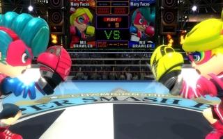 Smash Ultimate bevat ook kostuums van Spring-Man en Ribbon Girl uit ARMS (Switch)!