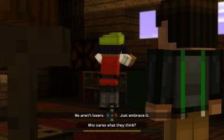 De keuzes die je maakt tijdens het spel bepalen de verloop van het verhaal.