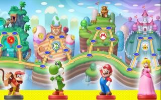 De amiibo van bijvoorbeeld <a href = https://www.mariowii-u.nl/Wii-U-spel-info.php?t=Super_Smash_Bros_for_Wii_U>Super Smash Bros</a>. en Mario Party zijn ook nuttig in dit spel.
