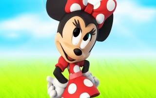 Minnie Mouse - Disney Infinity 30 plaatjes