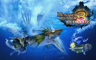 Je vecht niet enkel op het land! Let onderwater op monsters zoals deze gigant!