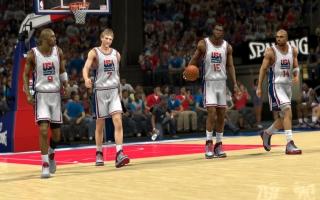 NBA 2K13: Afbeelding met speelbare characters