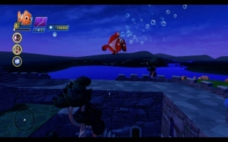 Nemo - Disney Infinity 30: Screenshot