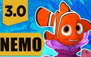 Nemo - Disney Infinity 30 plaatjes
