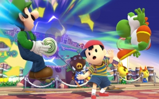 Ness Nr 34 - Super Smash Bros series: Screenshot