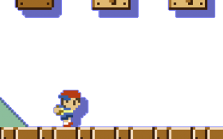 Speel als Ness in <a href = https://www.mariowii-u.nl/Wii-U-spel-info.php?t=Super_Mario_Maker>Super Mario Maker</a>