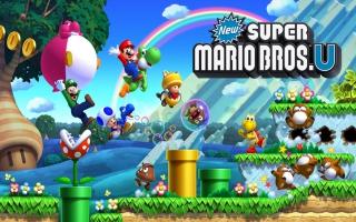 Mario, Luigi en de Toads springen alle kanten op in deze nieuwe 2D-scroller in HD!
