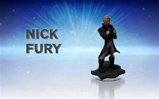 Nick Fury - Disney Infinity 2.0: Afbeelding met speelbare characters