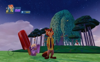 Nick Wilde - Disney Infinity 30: Screenshot