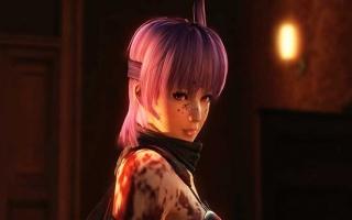 Voor het eerst in de serie neemt Ayane deel aan de strijd.