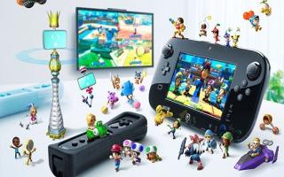 <a href = https://www.mariowii-u.nl/Wii-U-spel-info.php?t=Nintendo_Land>Nintendo Land</a> biedt een kleurrijk feestje voor alle Mii's met 12 verschillende attracties!