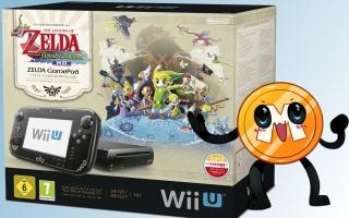 De enige Limited Edition <a href = https://www.mariowii-u.nl>Wii U</a> kwam met een speciale Zelda GamePad en een Download code voor de game!