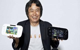 De Wii U is zowel in het zwart als in het wit verkrijgbaar.