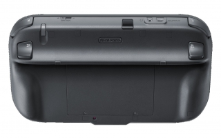 Nintendo heeft haar best gedaan om op deze manier de GamePad zo goed mogelijk in de hand te laten liggen.