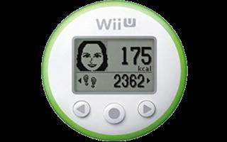 De <a href = https://www.mariowii-u.nl/Wii-U-spel-info.php?t=Wii_Fit_U>Wii Fit U</a> meter houdt stappen bij die het vervolgens omrekent in calorieën.