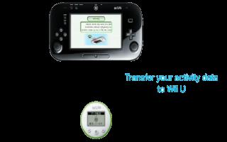 De <a href = https://www.mariowii-u.nl/Wii-U-spel-info.php?t=Wii_Fit_U>Wii Fit U</a> meter draagt alle opgeslagen data over naar Wii Fit U om verder te gebruiken in Wii Fit U.