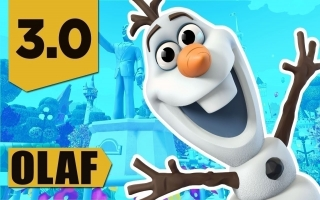 in de 3e <a href = https://www.mariowii-u.nl/Wii-U-spel-info.php?t=Disney_Infinity>Disney Infinity</a>-game werd de sneeuwpop Olaf speelbaar, van de geweldige film Frozen!