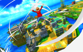 One Piece Unlimited World Red plaatjes