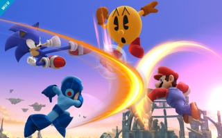 Pac-Man Nr 35 - Super Smash Bros series: Screenshot
