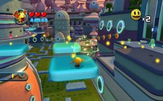 In tegenstelling tot de Nintendo 3DS-versie bevat de console-versie een 3D-avontuur.