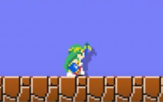 Scan de Palutena Amiibo in <a href = https://www.mariowii-u.nl/Wii-U-spel-info.php?t=Super_Mario_Maker>Super Mario Maker</a> om een 8-bit kostuum van Palutena vrij te spelen.