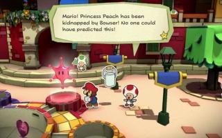 Prinses Peach wordt wéér ontvoerd door Bowser.. wie zag dat aankomen? <a href = https://www.mariowii-u.nl/Wii-U-spel-info.php?t=Captain_Toad_Treasure_Tracker>Toad</a> in elk geval niet!