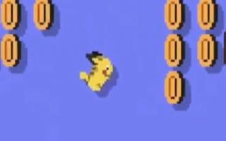 afbeeldingen voor Pikachu (Nr. 10) - Super Smash Bros. series
