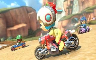Ontgrendel een <a href = https://www.mariowii-u.nl/Wii-U-spel-info.php?t=Pikmin_3>Pikmin</a>-kostuum in <a href = https://www.mariowii-u.nl/Wii-U-spel-info.php?t=Mario_Kart_8>Mario Kart 8</a>!