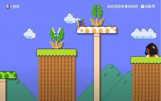 Ontgrendel een speciaal <a href = https://www.mariowii-u.nl/Wii-U-spel-info.php?t=Pikmin_3>Pikmin</a>-kostuum in <a href = https://www.mariowii-u.nl/Wii-U-spel-info.php?t=Super_Mario_Maker>Super Mario Maker</a>!