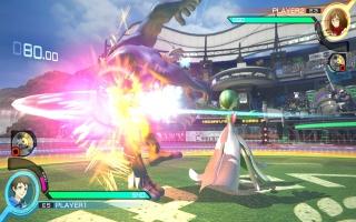 Pokkén Tournament is een mix tussen de Tekken-games overgoten met een Pokémon-sausje.