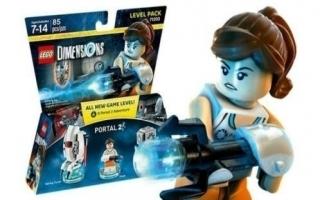 Deze Level Pack is gebaseerd op Portal 2.