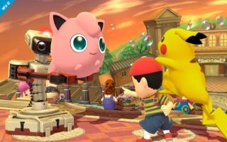 ROB Nr 46 - Super Smash Bros series: Screenshot