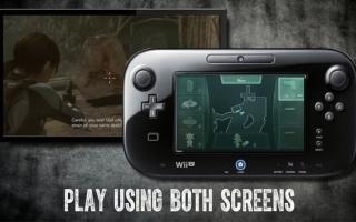 Omgevingen scannen wordt stukken eenvoudiger door het bewegen met de GamePad.