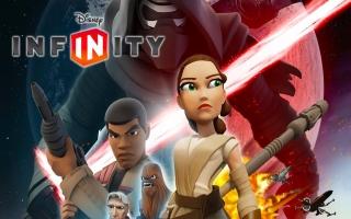 Rey - Disney Infinity 30 plaatjes