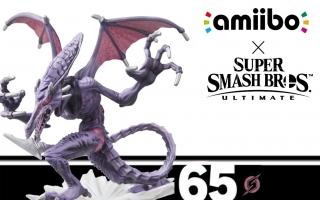 Ridley, de slechterik uit de Metroid-serie, is een nieuwkomer in Super Smash Bros. Ultimate!