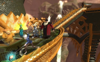 Rise of The Guardians The Video Game: Screenshot