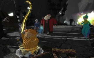 Rise of The Guardians The Video Game plaatjes