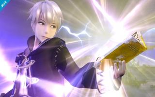 Robin zoals hij verschijnt in <a href = https://www.mariowii-u.nl/Wii-U-spel-info.php?t=Super_Smash_Bros_for_Wii_U>Super Smash Bros for Wii U</a>.