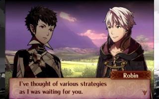 Robin als speelbaar extra karakter in Fire Emblem Fates.