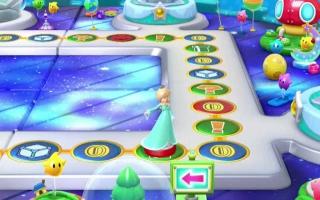 Met deze Amiibo kun je met Rosalina in amiibo Party (Mario Party 10) spelen. Daarbij kun je ook op haar bord spelen!