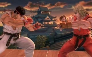 Ryu komt terug voor Smash Ultimate, en introduceert ook zijn Echovechter Ken.