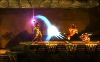 Samus - Metroid Collection: Screenshot