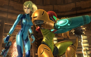 Samus Nr 7 - Super Smash Bros series: Screenshot