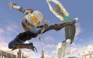 Sheik keert terug voor Super Smash Bros. Ultimate.